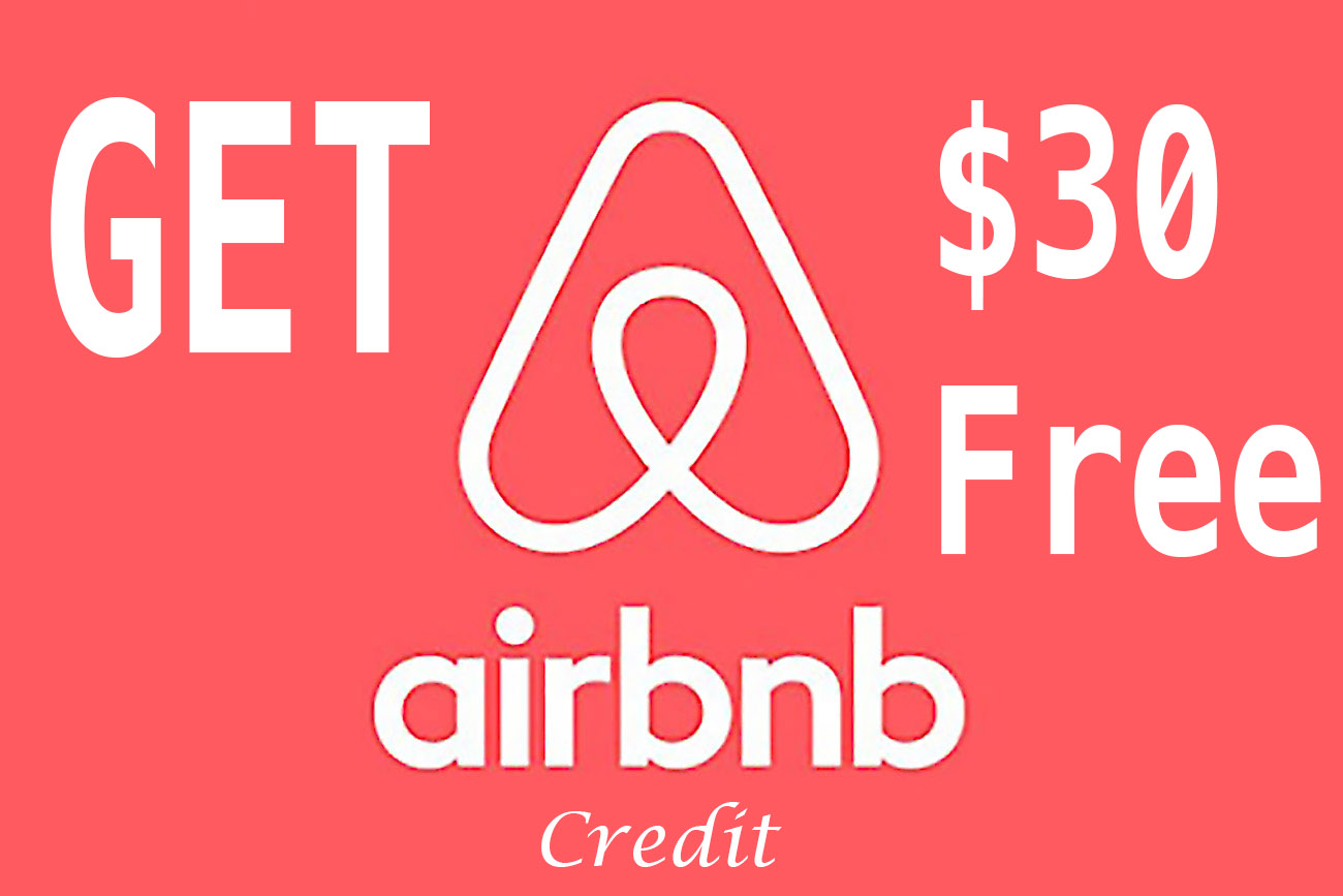 airbnb $30 credit nounconformist