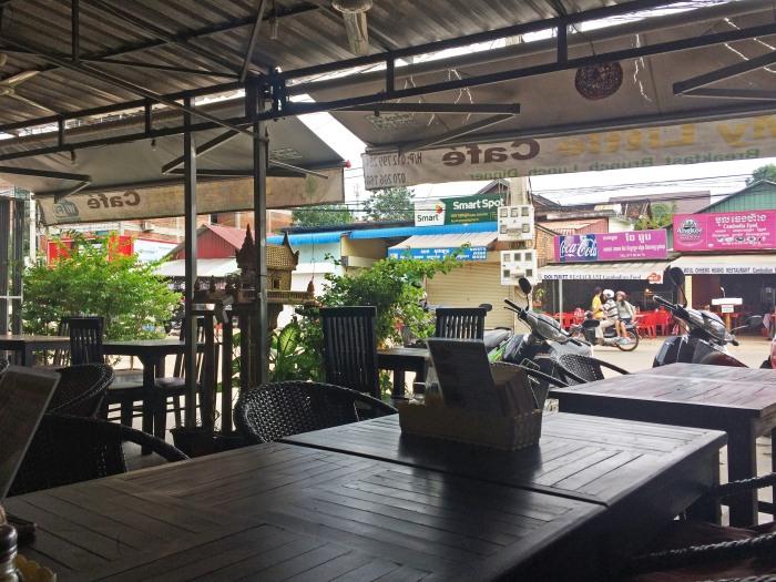 my little cafe cambodian honey chicken
