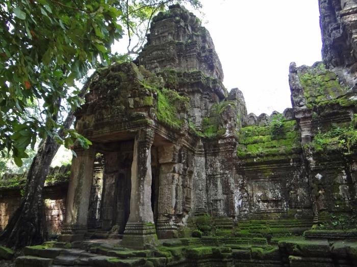 preah khan temple cambodia