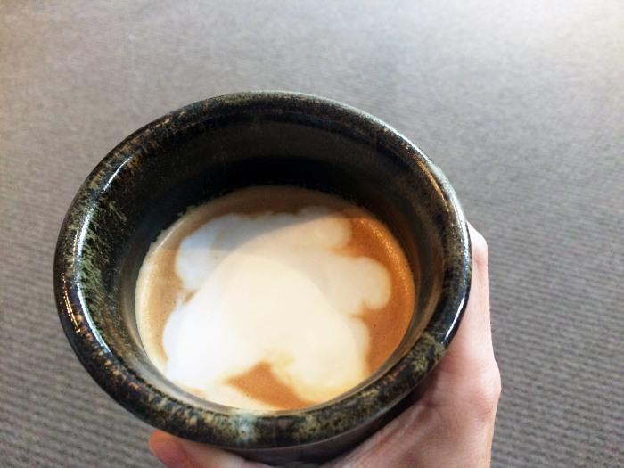 failed latte art New Zealand